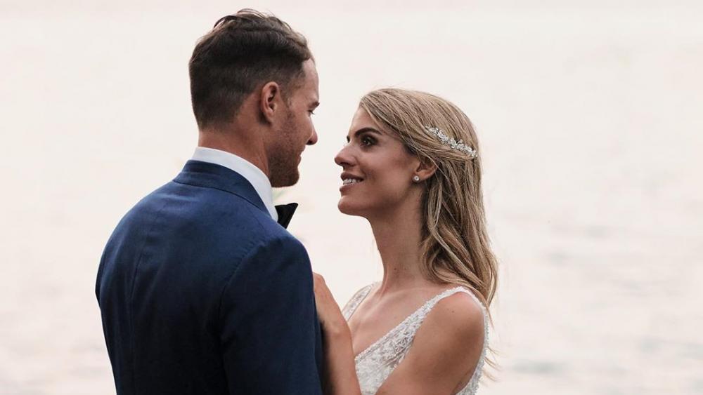 Dario Cologna hat geheiratet. © Dario Cologna