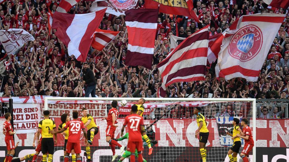 Zuschauer in  Bundesliga-Stadien wieder erlaubt