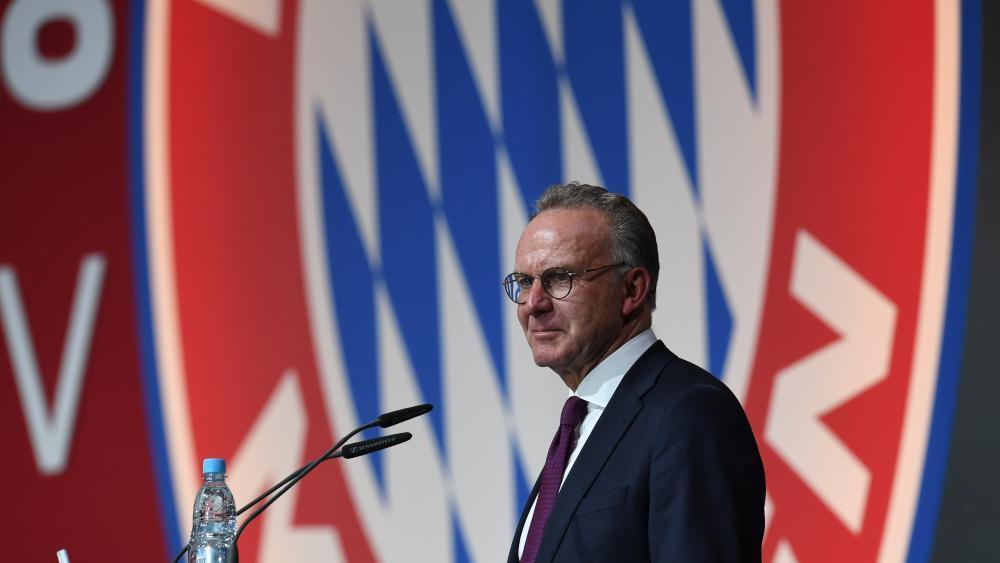 Bayern Vorstand