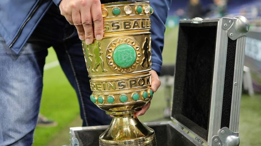Dfb Pokal Runde 2 Auslosung