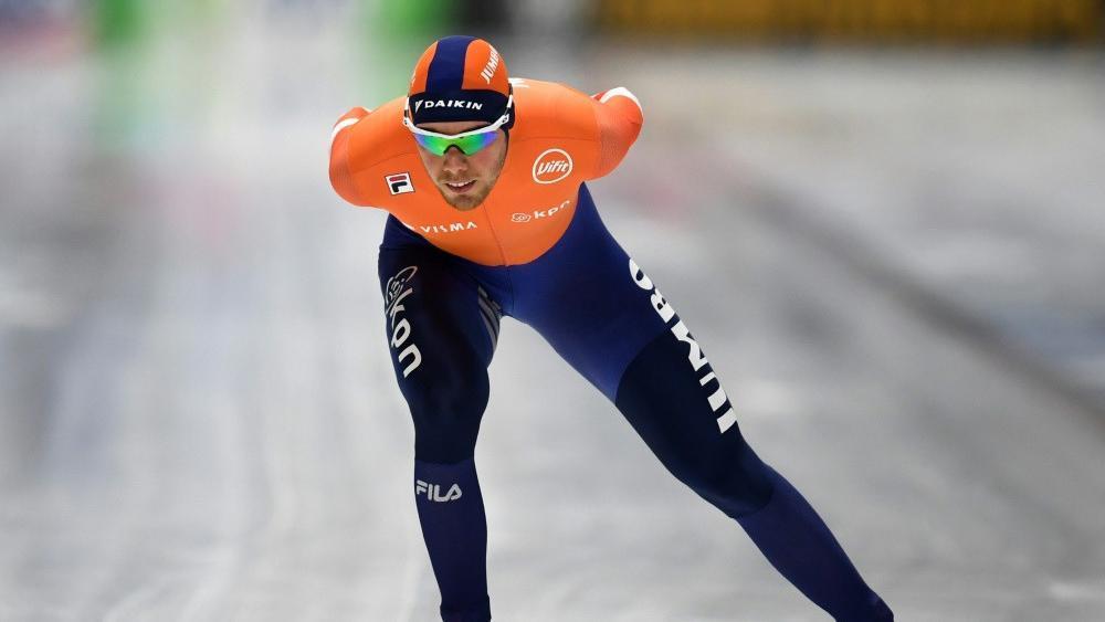 Eisschnelllauf-WM für Februar in Heerenveen angesetzt © SID / CHRISTOF STACHE
