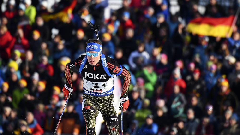 Biathlon Olympia 2021 Heute