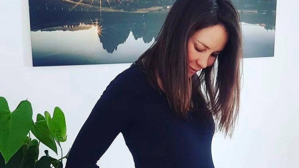 Elena Runggaldier ist schwanger.
