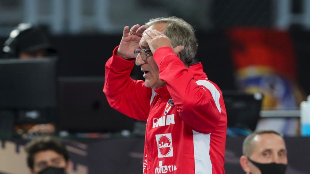 Kroatischer Trainer