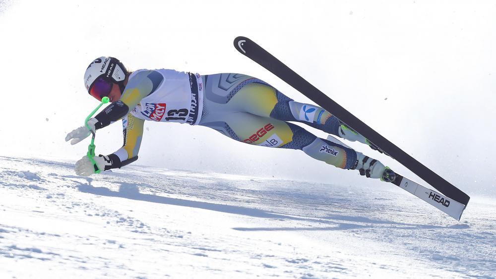 Schwere Stürze überschatten Weltcup: Knochenbrüche bei Ski-Damen - SportNews.bz