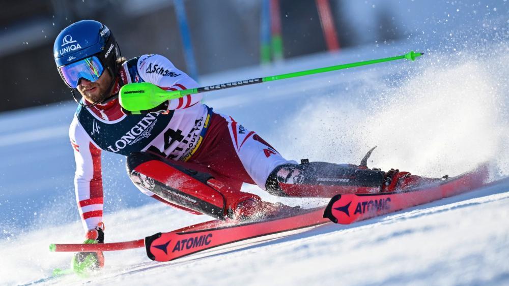 Österreich im Goldrausch: Schwarz entthront Pinturault - Ski-WM 2021 - SportNews.bz