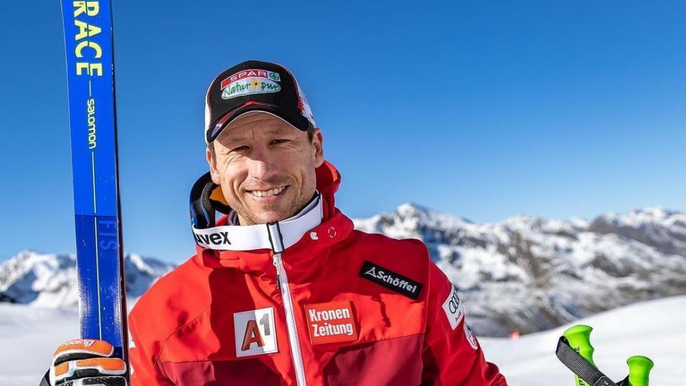 Hannes Reichelt, Ski-Ass aus Österreich.