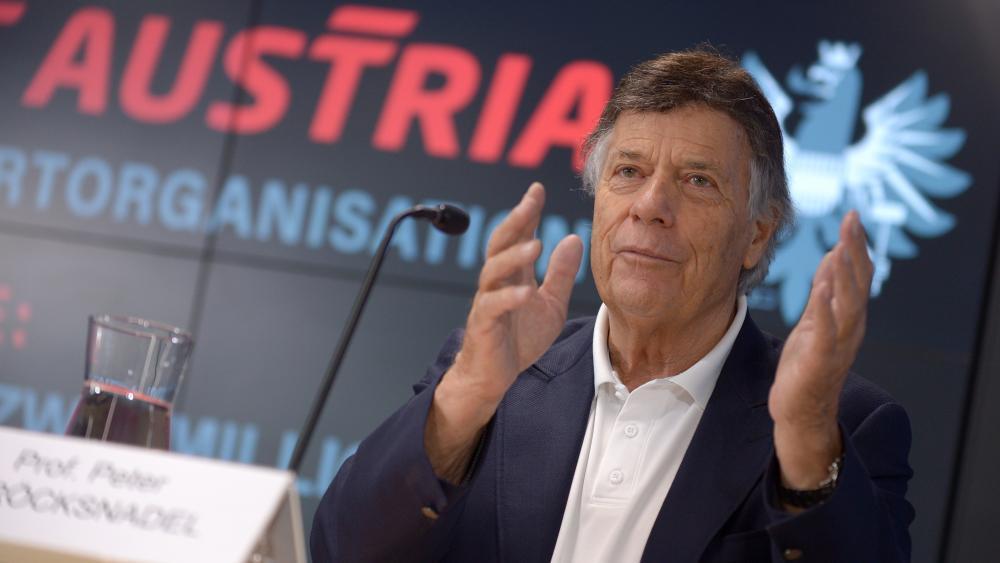 Muss sich Kritik aus der Schweiz anhören: Peter Schröcksnadel. © APA / HERBERT PFARRHOFER