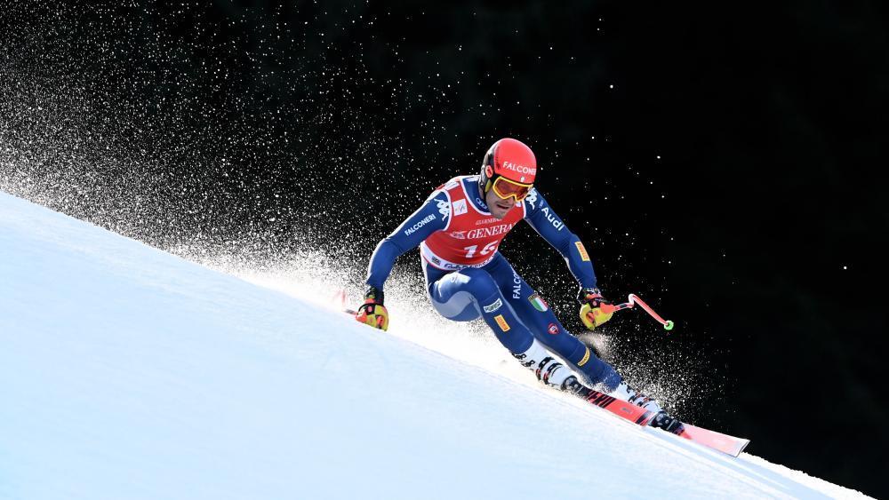 Bereitet sich auf die kommende Saison vor: Christof Innerhofer. © APA/afp / CHRISTOF STACHE