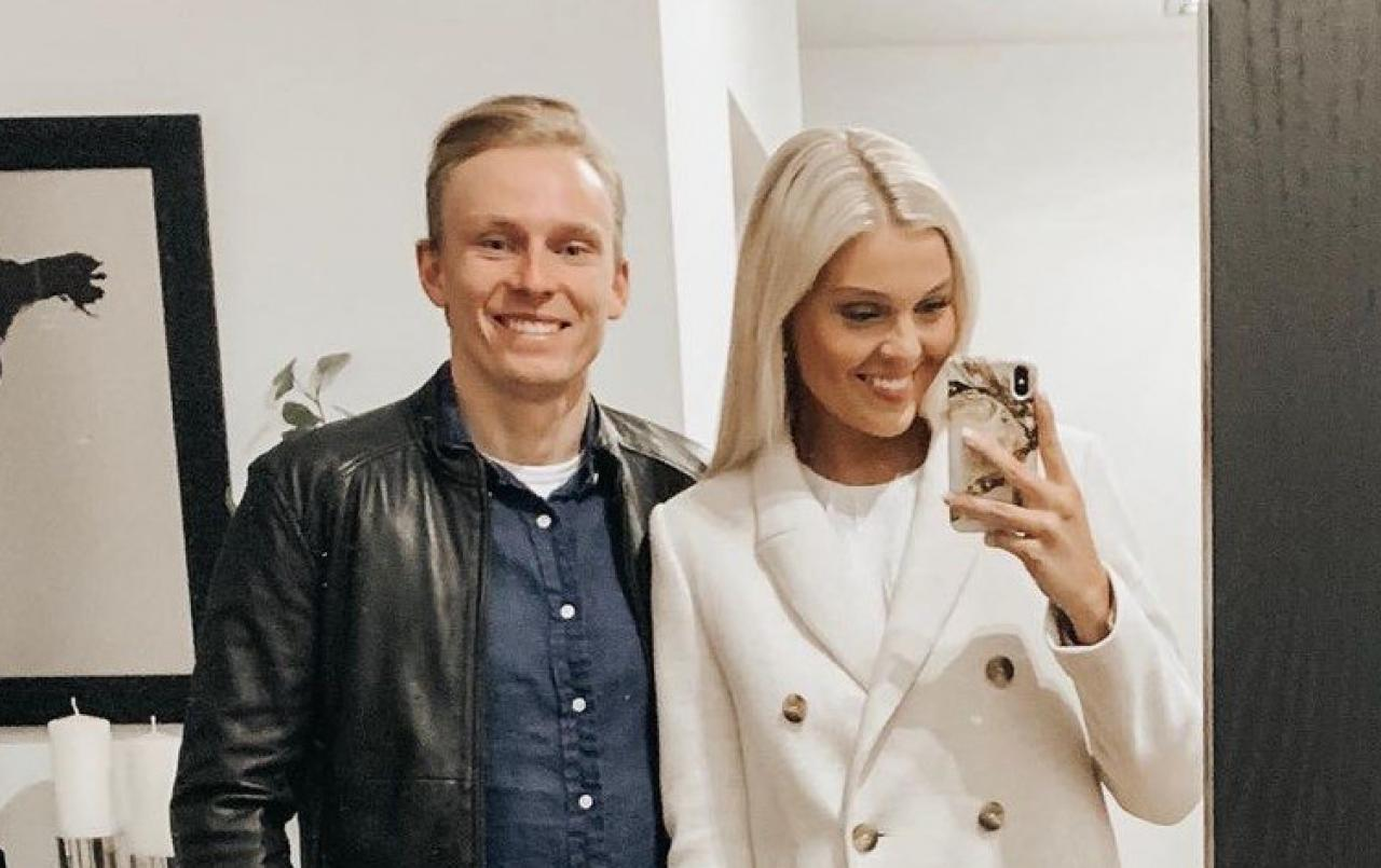 Henrik Kristoffersen Freundin