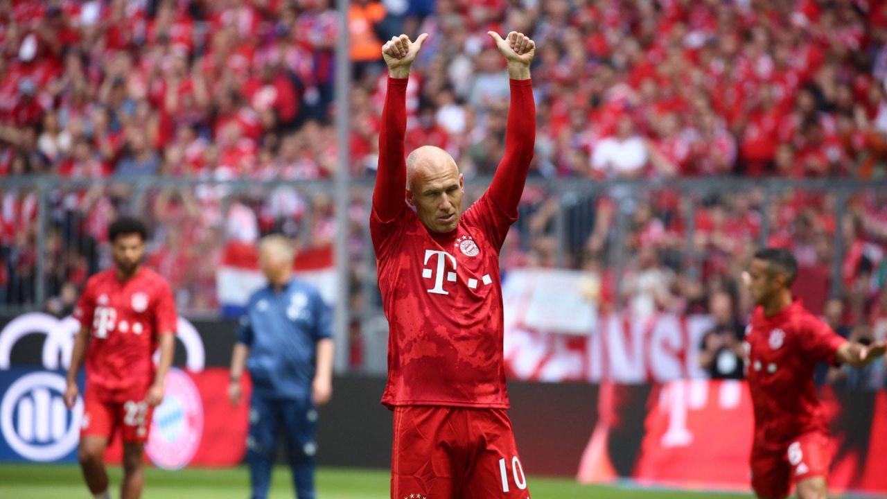 BILDERGALERIE | Die Meisterfeier der Bayern - 1. Bundesliga ...