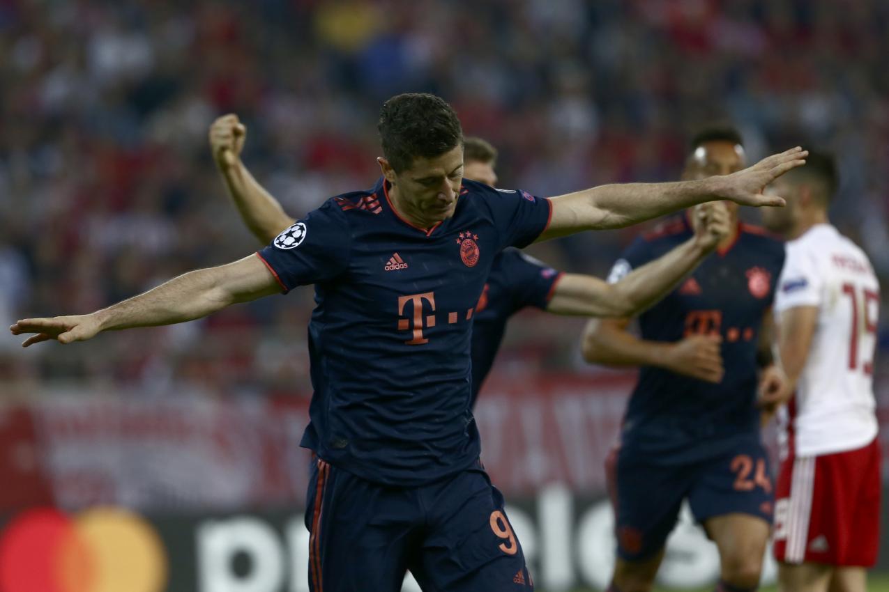 Tore Bayern Juve