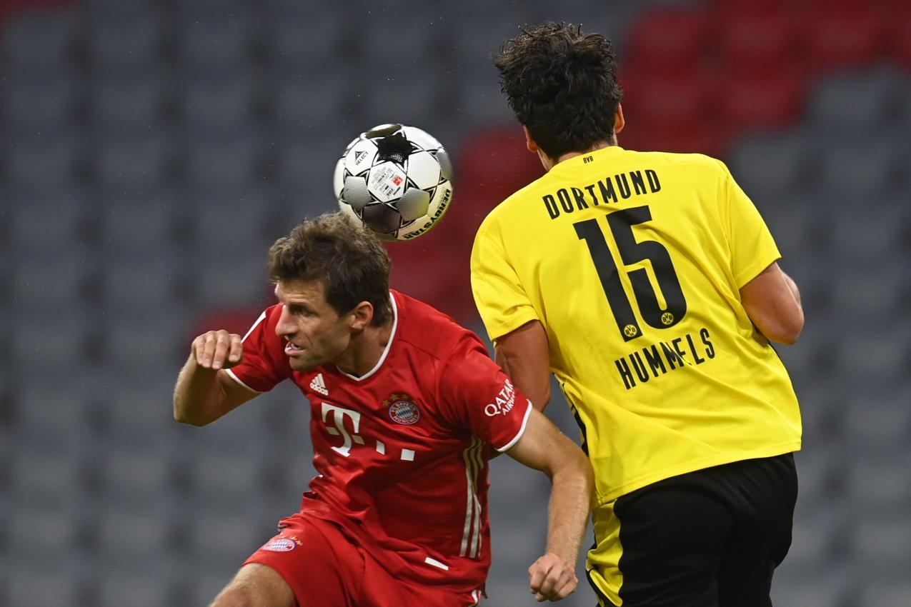 Wie Hat Dortmund Gegen Bayern Gespielt