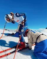Im Spätsommer sind die ersten Trainings auf Schnee geplant. © Nicol Delago